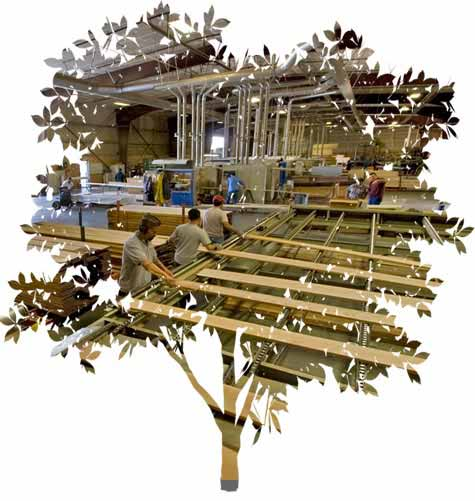 Custom Milling Cherokee Wood Products