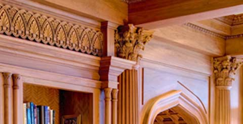 Hardwood & MDF Specialty Mouldings