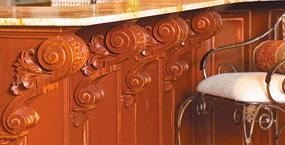 Wood Carvings Corbels