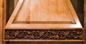 Wood Carvings Onlays