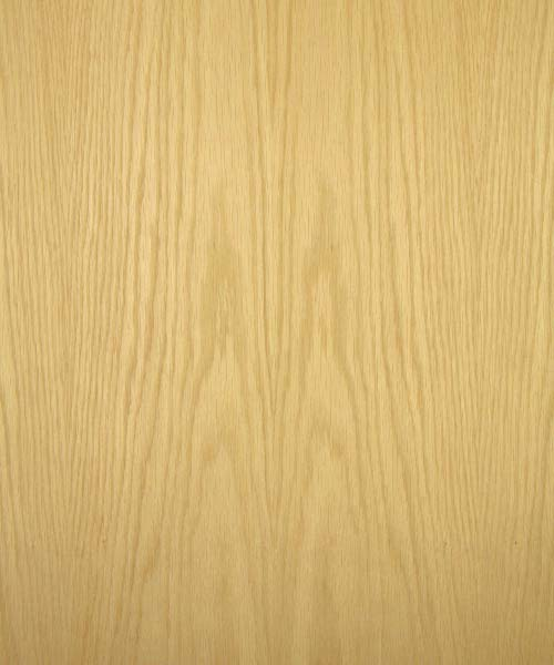 White Oak Veneer Real Wood 10mil Paper Back Cherokee