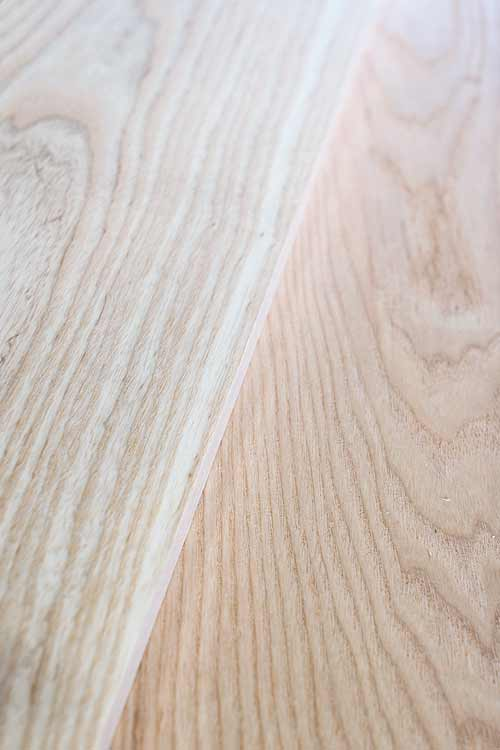 Top White Ash Lumber FAS Grade | Cherokee Wood Products FI07