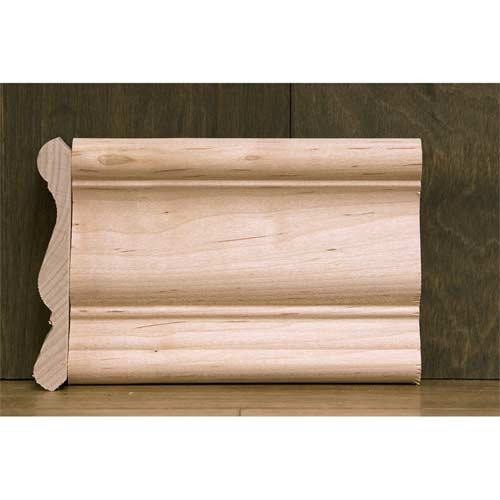 4-1/4 In CR-5 Small #410 Crown Moulding Maple