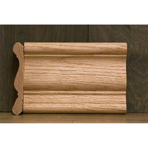 4-1/4 In CR-5 Small #410 Crown Moulding Oak
