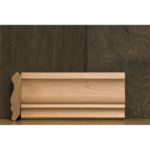 2-3/4 In CR-6A Colonial Crown Moulding Alder