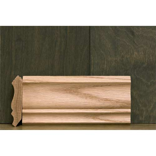 2-3/4 In CR-6A Colonial Crown Moulding Oak