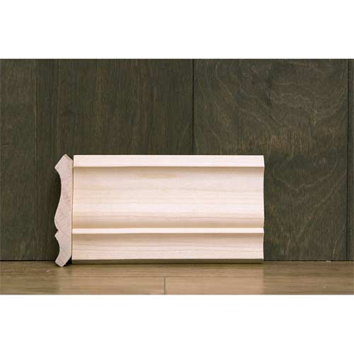 3-1/2 inch CR10 Colonial Crown Moulding Poplar