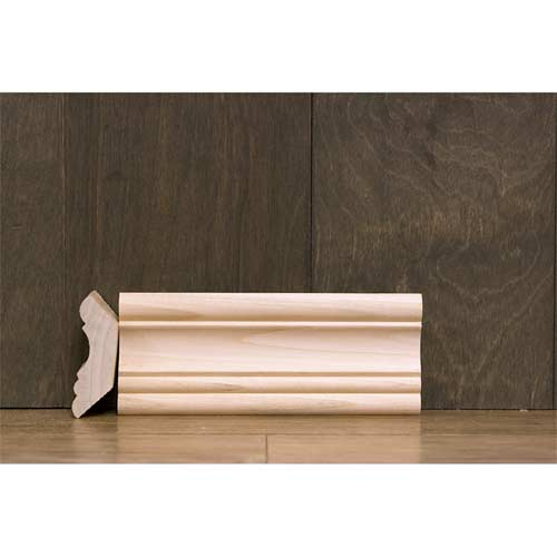 2-1/2 In CR11 Poplar Cornice Crown Moulding