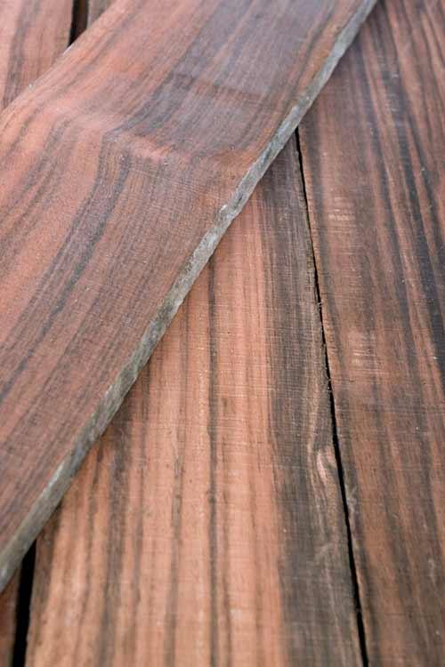 Macassar Ebony Lumber