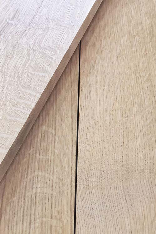 Quarter Sawn White Oak Cherokee Wood Products