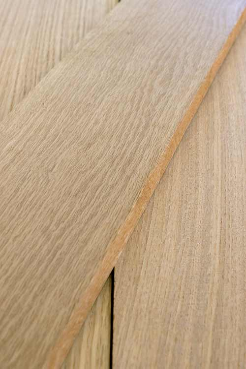Rift Sawn White Oak