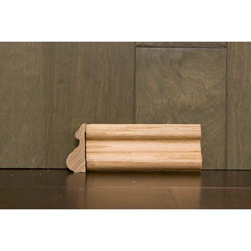 2-1/2in CA-4 Hermosa Casing Oak