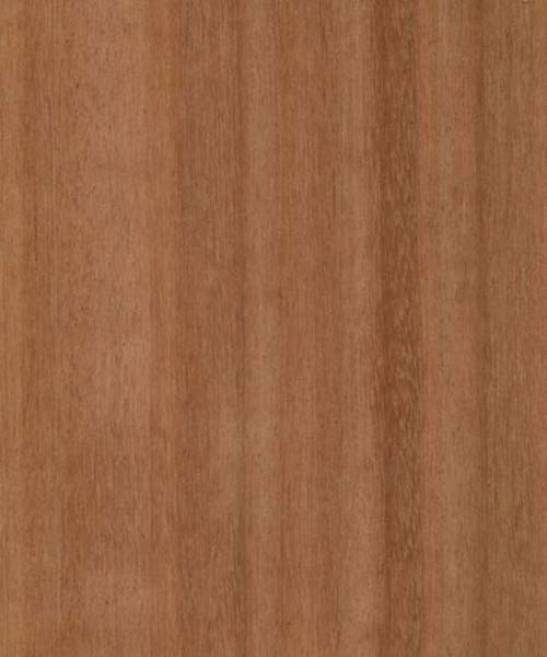 Lyptus Veneer Real Wood 10mil Paper Back Cherokee Wood
