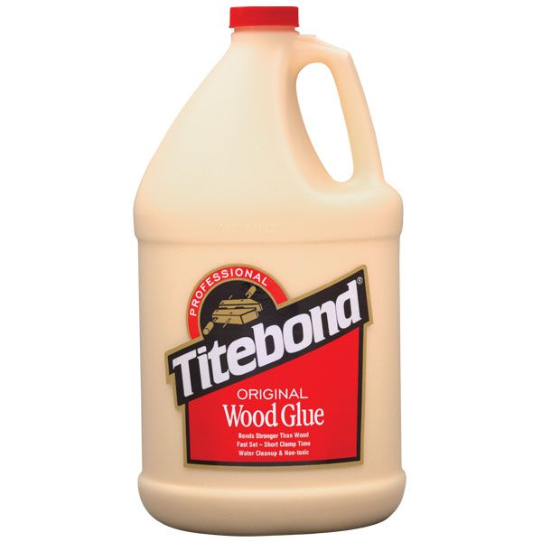 1 Gallon Titebond Original Wood Glue