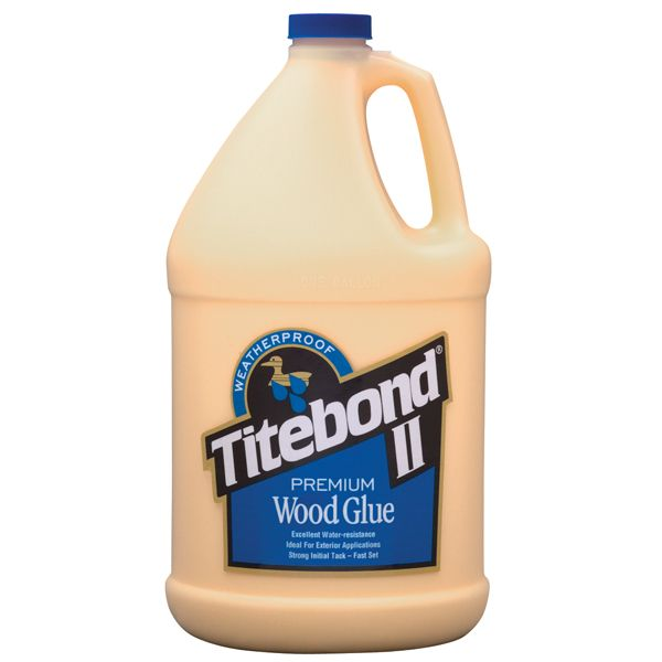 1 Gallon Titebond II Premium Wood Glue