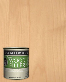 Famowood Alder Wood Filler Putty