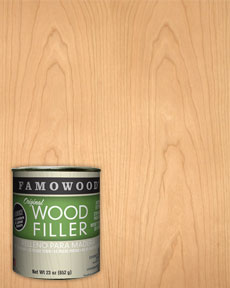Famowood Cherry Wood Filler Putty