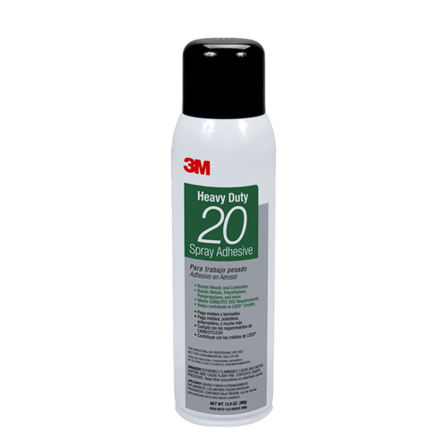 3M Heavy Duty Woodworking Spray Adhesive
