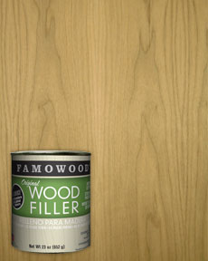 Famowood Walnut Wood Filler Putty