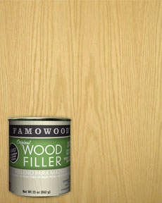Famowood White Oak Wood Filler Putty