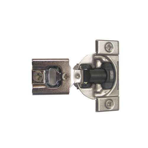 Blum 38n355C-08 105 degree 1/2in overlay hinge