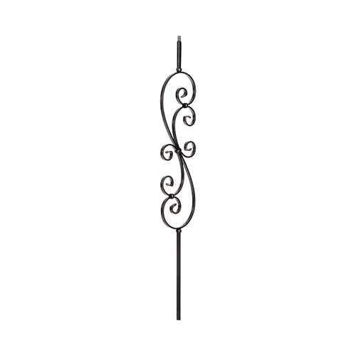 LIH-HOL30144 Large Scroll Baluster