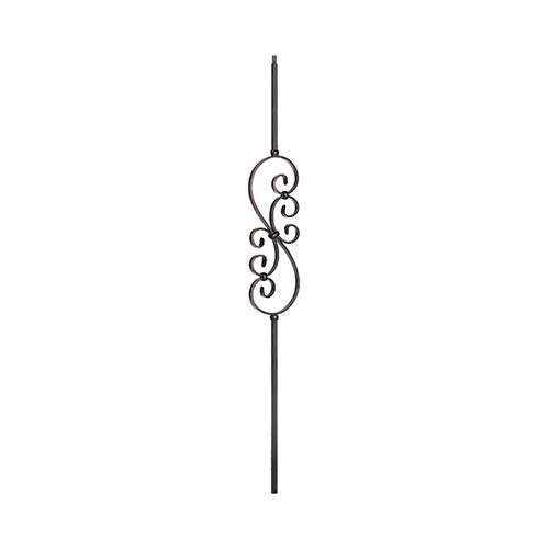 LJ Smith LIH-HOL50144 Small Scroll Baluster