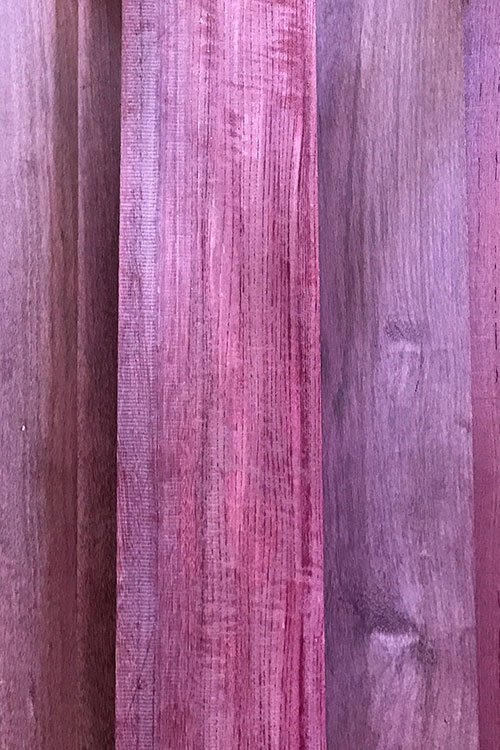 Purple Heart Exotic Lumber