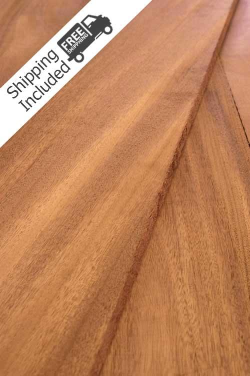African Mahogany Lumber Pack
