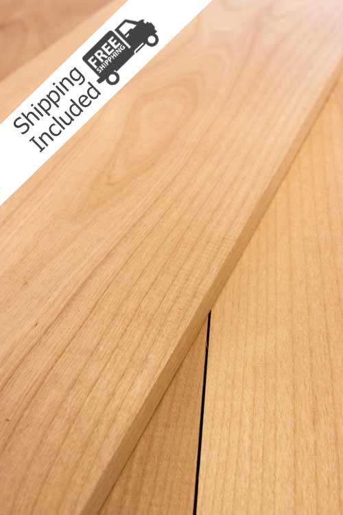 Alder Lumber Project Pack