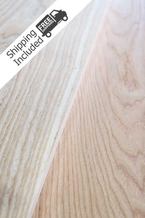White Ash Lumber Pack