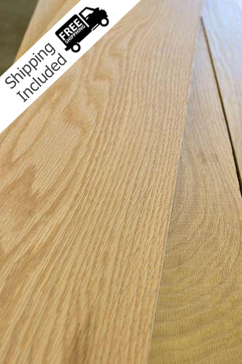 White Oak Lumber Pack