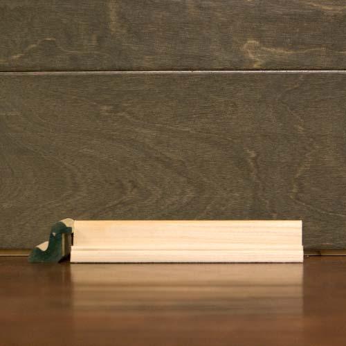 1-1/4in P2 Poplar Panel Moulding