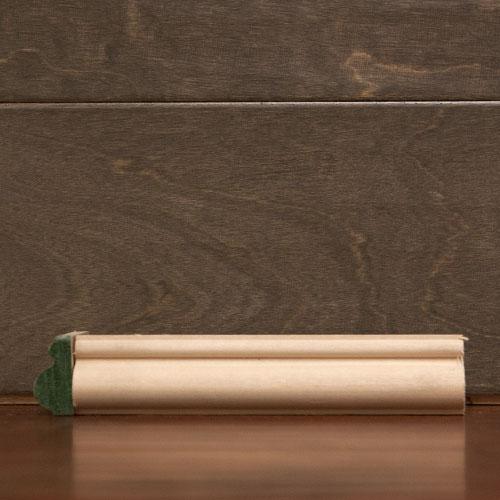 1-1/4in P3 Poplar Panel Moulding
