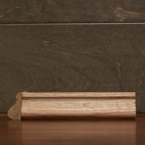 1-3/8in P04 Oak Panel Moulding