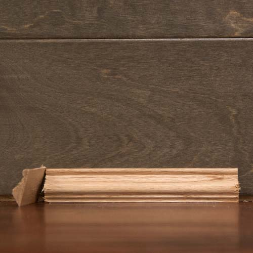 1-1/8in P06 Oak Panel Moulding