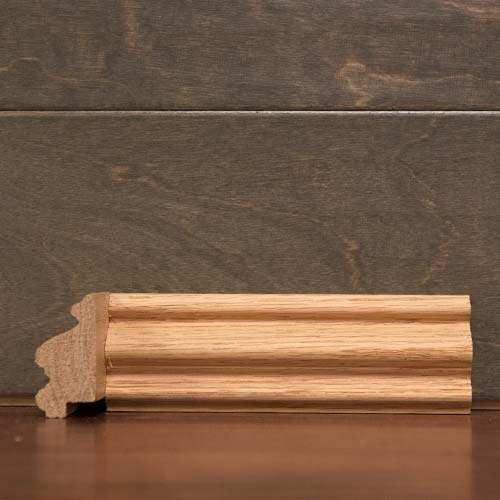 2in Oak Panel Moulding With 1/2in Rab't