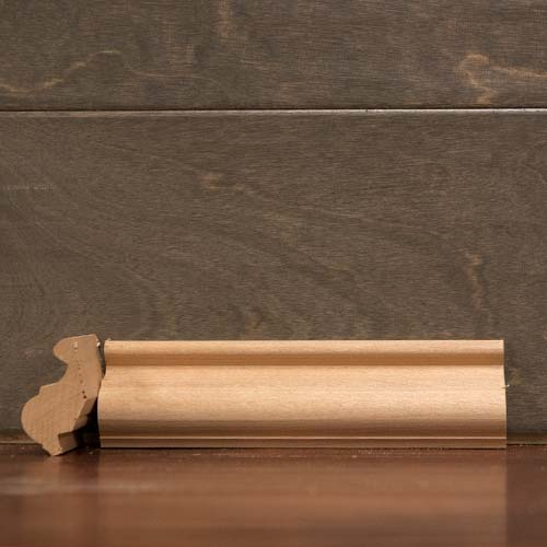 1-3/8in P10 Alder Panel Moulding With 1/2in Rab't