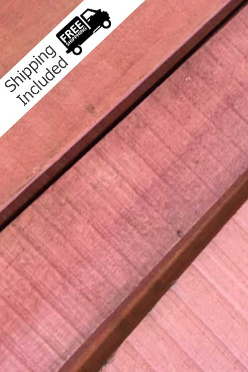 Purpleheart Lumber Pack