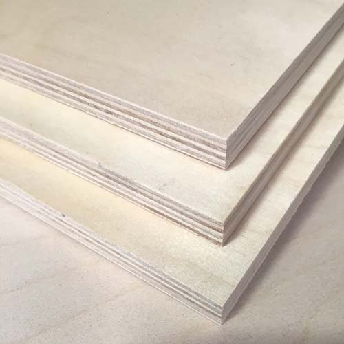 1/2 Baltic Birch Plywood Squares 12