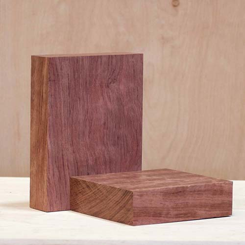 Bubinga Bowl Blanks