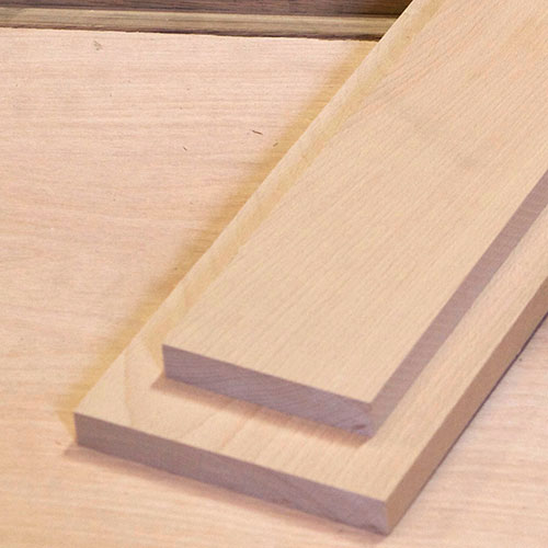 Beech Dimensional Lumber