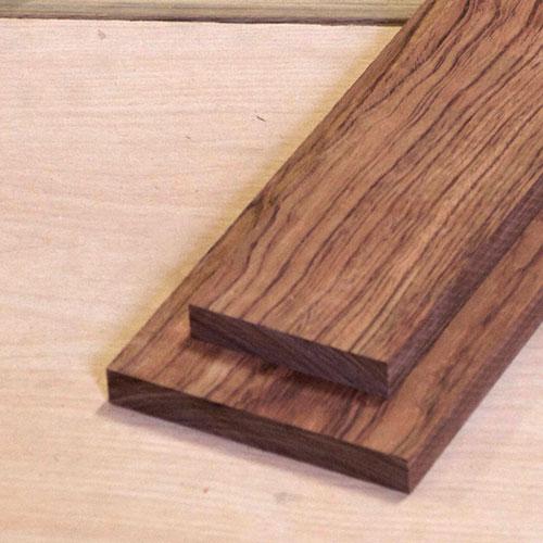 Bubinga Dimensional Lumber