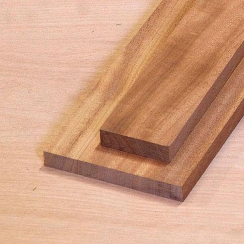 African Mahogany Dimensional Lumber