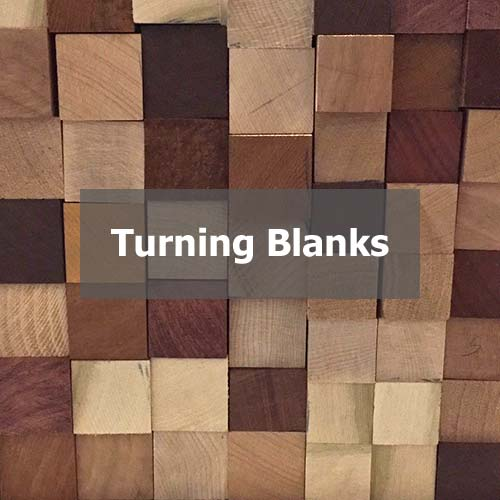 Turning Blanks Woodworking Supplies