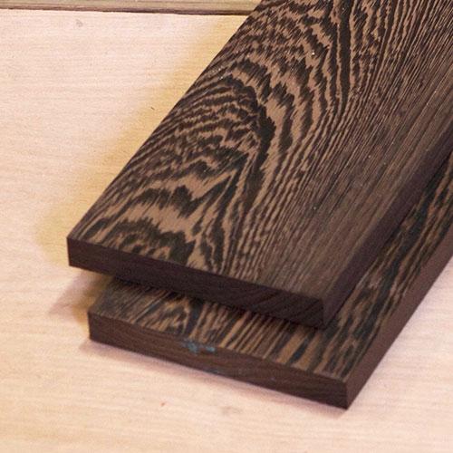 Wenge Dimensional Lumber