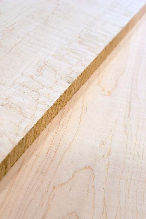 Tiger Maple Lumber Pack