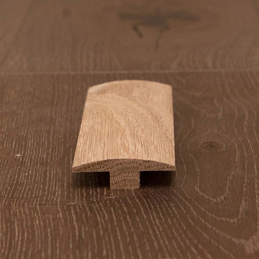 White Oak Hardwood Flooring T-Moulding
