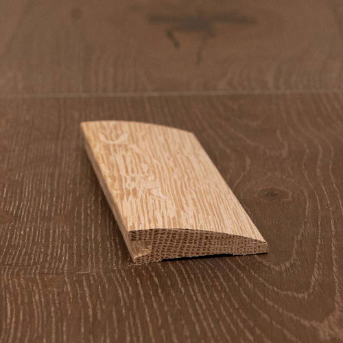 White Oak Flooring Reducer