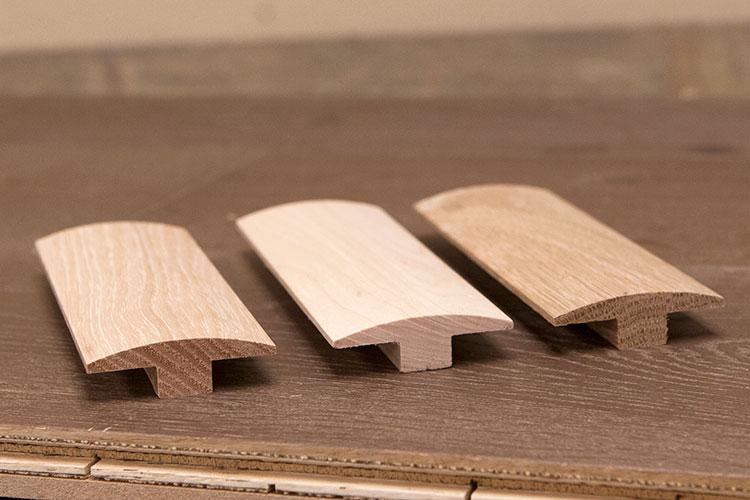 Hardwood Flooring T-Moulding
